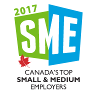 2017 Canada's Top Small & Medium Employers