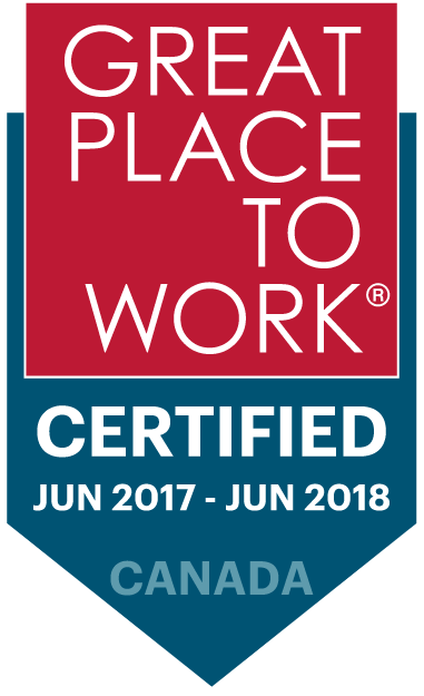 2017 Great Place to Work