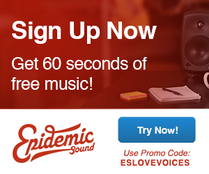 Epidemic Sound Service