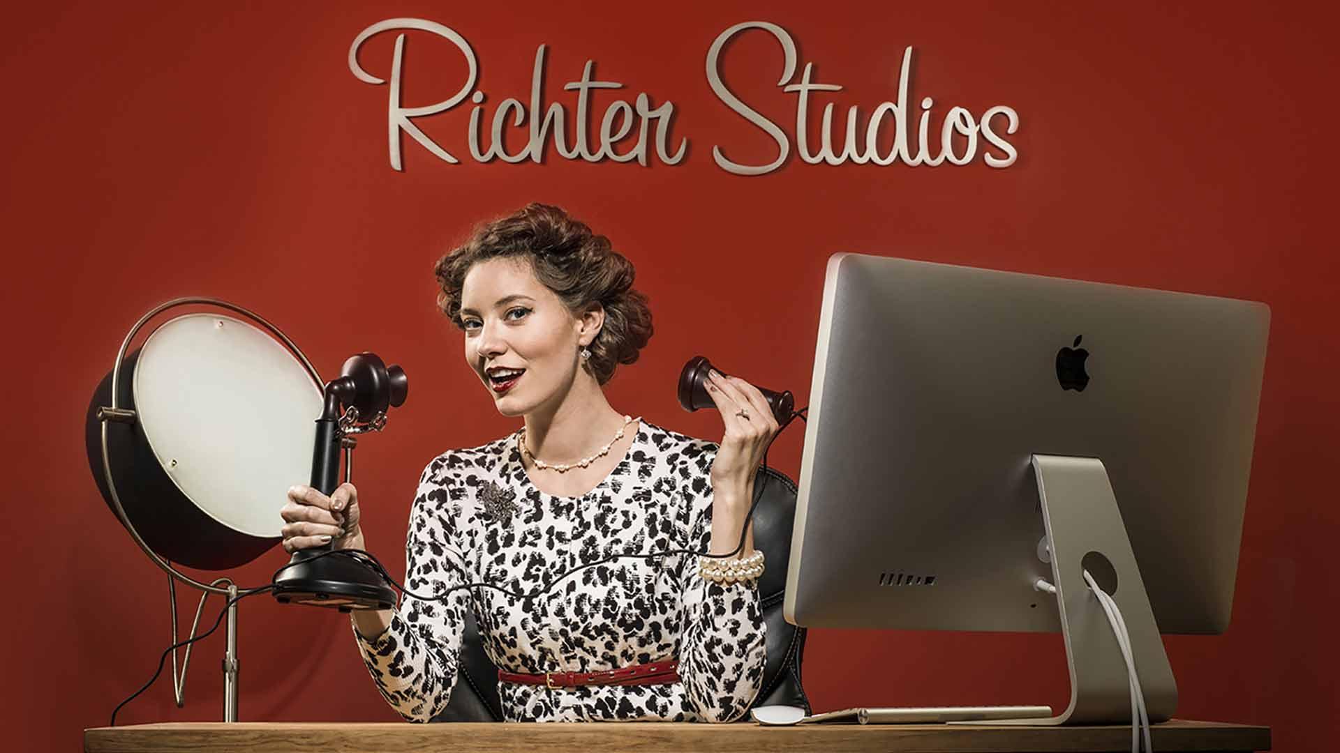 Richter Studio commercial photo
