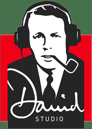 David studio logo