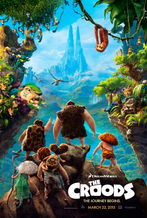 Voices in The Croods