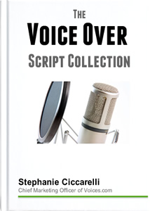 The Voice-Over Script Collection