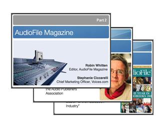 AudioFile Magazine Webinar