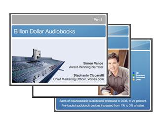Billion Dollar Audiobooks
