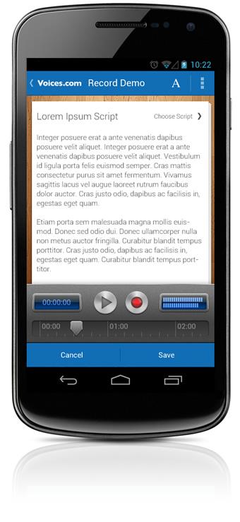 Audio Recording Android App