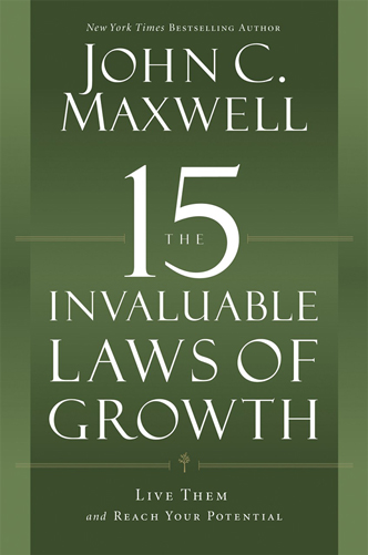 15 Invaluable Laws of Growth