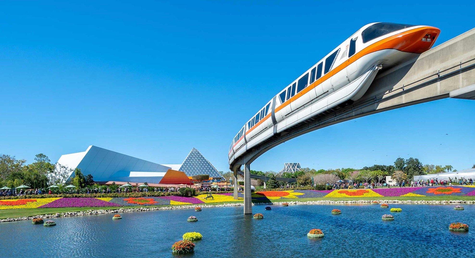 Disney Monorail Voice