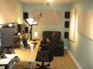 Building a Home Studio - How To ess Your Space | Voices.com on home trap studio, home drum studio, home synth studio, home art studio, home band studio, home graphics studio, home singing studio, home piano studio, home radio studio, home digital studio,