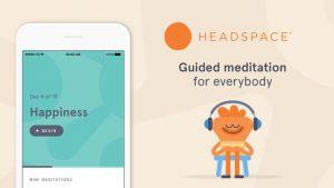 Headspace App - Best Productivity App