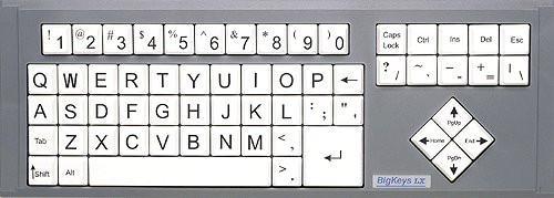 BigKeys keyboard