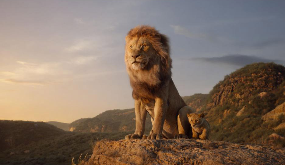 The Lion King Live Action Cast Diversity In Voice Over