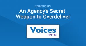 Voices Plus : An Agency's Secret