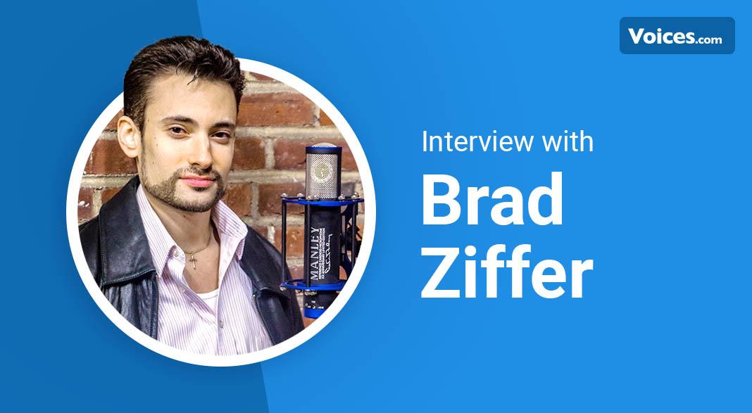Brad Ziffer Blog Interview