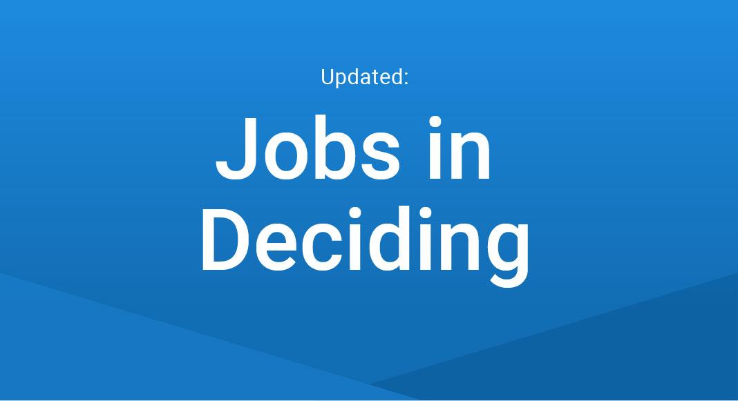 jobs-in-deciding