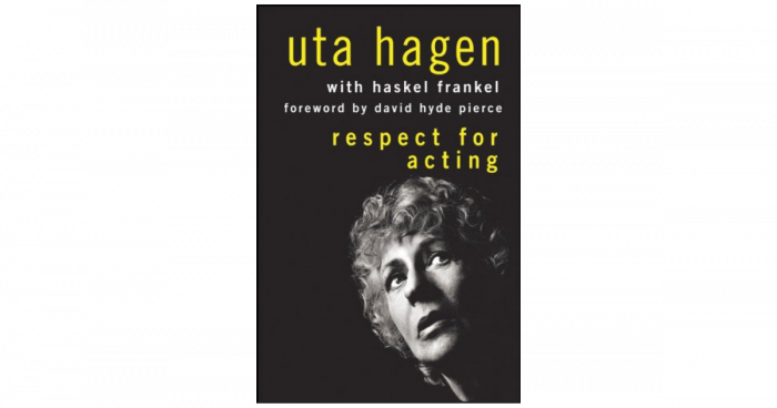 Book Cover: Respect for Acting by Uta Hagen