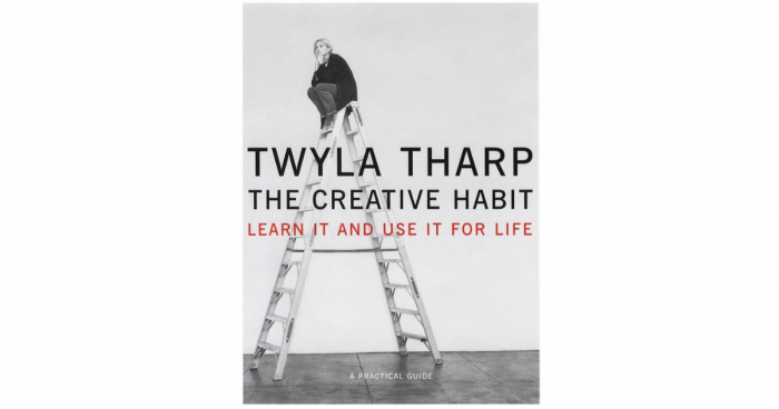 Book Cover: The Creative Habit: Learn It and Use It for Life by Twyla Tharp