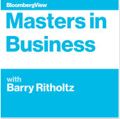 Masters in Business Podcast iTunes Cover Shot