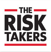 The Risk Takers podcast iTunes cover shot