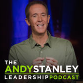 Cover shot for the Andy Stanley Podcast
