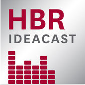 Cover art for the HBR Ideacast podcast