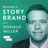 iTunes cover art for the Building a Storybrand Podcast