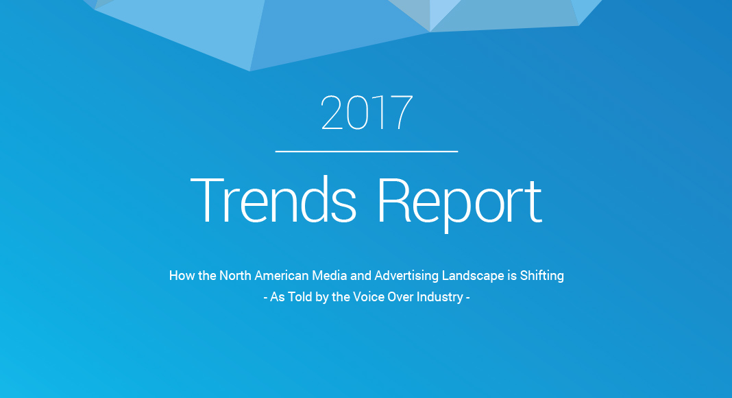 2017 Trends Report cover page