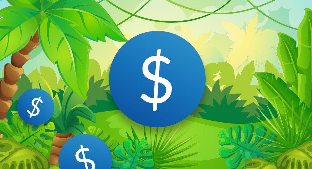 Animation budget graphic