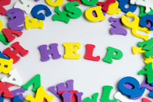 Colorful child friendly magnetic letters spelling help  | Voices.com Blog - Where clients and voice actors can find valuable information on pre-production, technology, animation, video and audio production, home recording studios, business growth, voice acting and auditions, celebrity voice actors, voiceover industry news and more!