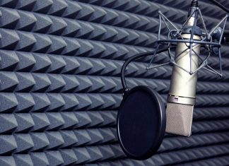 Photo for What Does a Pop Filter do for a microphone