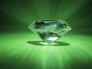 Kyptonite green crystal | Voices.com Blog - Where clients and voice actors can find valuable information on pre-production, technology, animation, video and audio production, home recording studios, business growth, voice acting and auditions, celebrity voice actors, voiceover industry news and more!