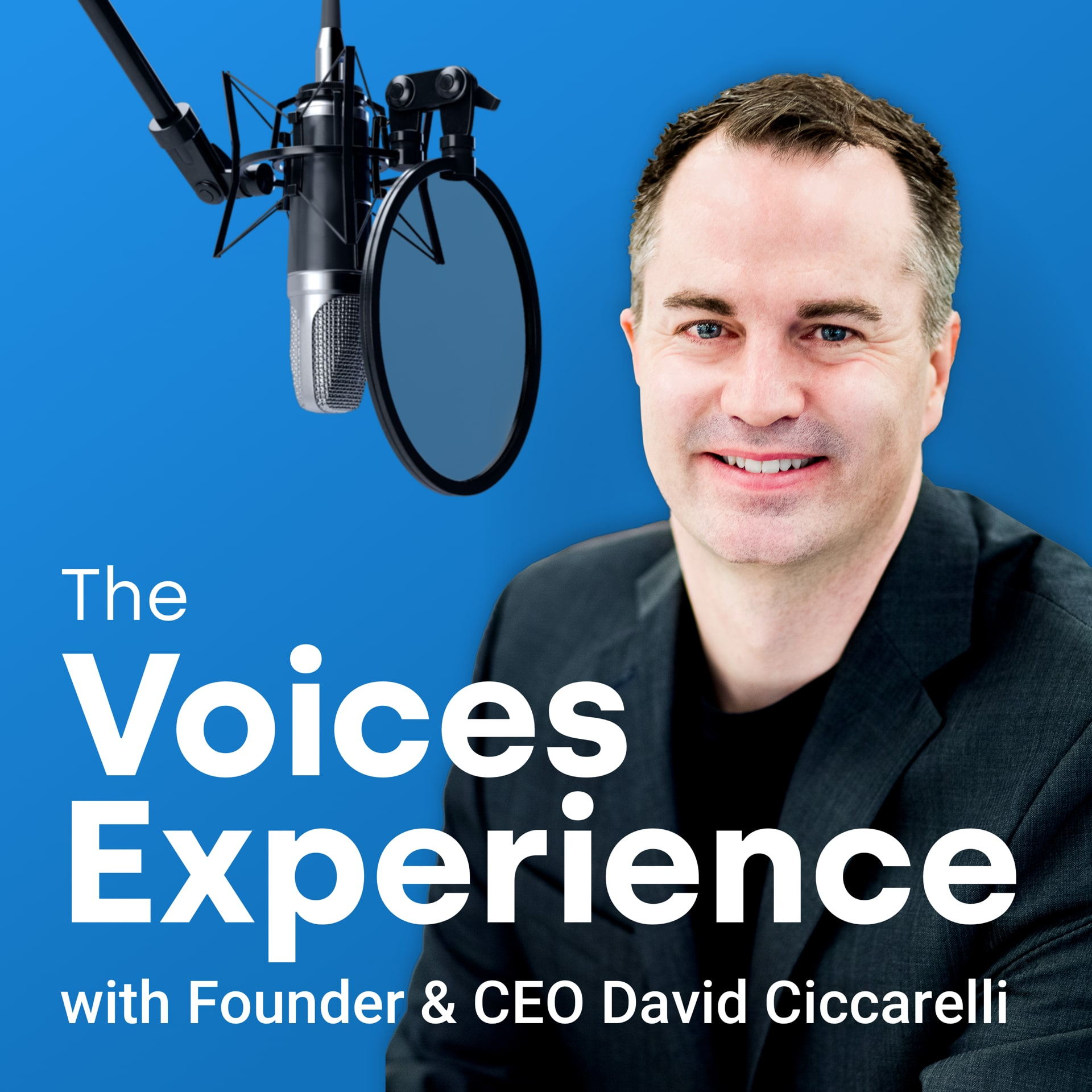 The Voices Experience with Founder & CEO David Ciccarelli