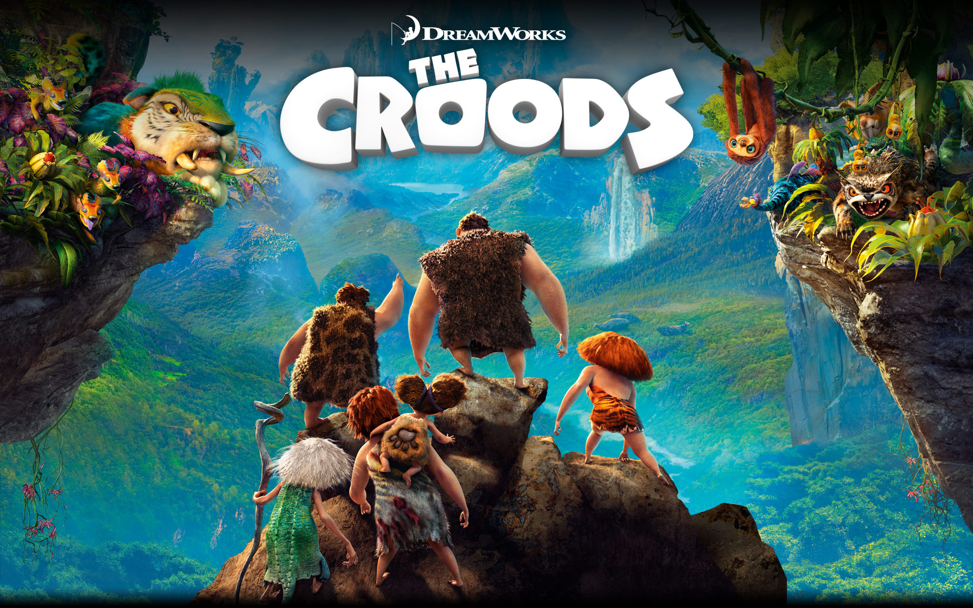 04319c858083 The Croods by DreamWorks