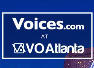 Voices.com at VO Atlanta in March 2016 | Voices.com Blog - Where clients and voice actors can find valuable information on pre-production, technology, animation, video and audio production, home recording studios, business growth, voice acting and auditions, celebrity voice actors, voiceover industry news and more!