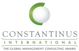 2018 Constantinus International Award Logo.
