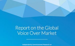 Global Voice Over Market Report