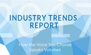Voice Over Trends Report