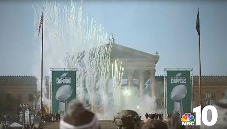 NBC video screenshot