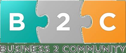 Business 2 Community logo